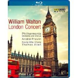 普列文—沃爾頓倫敦演奏會Blu-ray