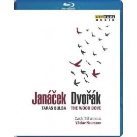 紐曼—德沃夏克、楊納傑克的作品選 Blu-ray