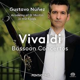 維瓦爾第:巴松管協奏曲選