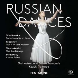 來自俄羅斯的芭蕾舞音樂之選