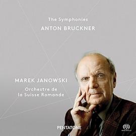亞諾夫斯基:布魯克納的交響曲全集