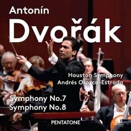 德沃夏克:第7及8交響曲