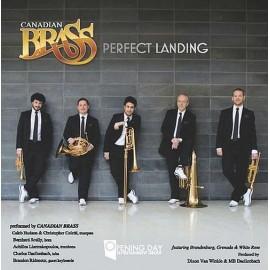 加拿大銅管五重奏 [完美的著陸]