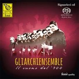 Gli Archi Ensemble [Il suono del '900 ]SACD