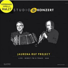Jaurena Ruf Project : STUDIO KONZERT