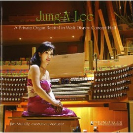Jung-A-Lee [A Private Organ Recital in Walt]
