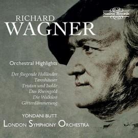 瓦格納:管弦樂精華