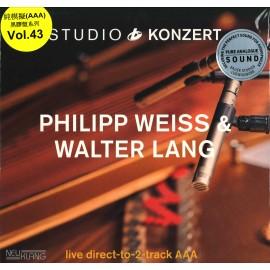 Philipp Weiss & Walter Lang