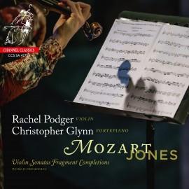莫扎特/瓊斯「小提琴奏鳴曲作品零碎片段的整合」