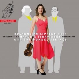 Rosanne Philippens plays Haydn & Stravinsky with The Vondel Strings