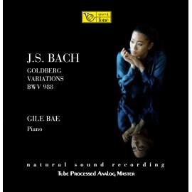 巴赫:哥德堡變奏曲, BWV988 LP